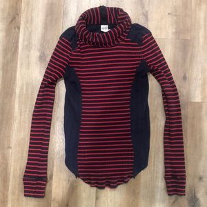 Free People Ribbed Turtle Neck